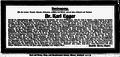 Der Burggraefler 22 June 1922 Danksagung Egger.png