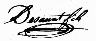 Joseph Desanat French Provençal poet and journal editor