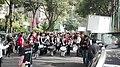 Desfile Día de la Independencia CDMX colonia Álamos 3.jpg