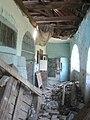Destroyed ceilings at former Stara Gradiska Prison.jpg