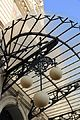 Detail from the railroad station in Cartagena in jugend style or Art Nouveau - Spain 2016 b.jpg