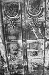 detail middenvak van balklaag op verdieping. - middelburg - 20157573 - rce