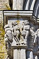 Detalle de capitel da igrexa de Gammelgarn 02.jpg