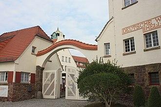 Hellerau - Deutsche Werkstatten, Hellerau