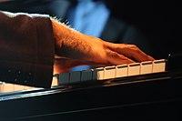 Deutsches Jazzfestival 2013 - Details - Hand auf Flügel - 01.JPG