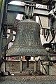 Deventer, tower of the Lebuïnuskerk, bell.jpg