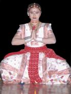 Devika Pulak Borthaur Sattriya Dance of Assam