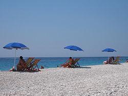 Dhermi beach..JPG