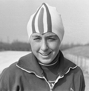 Dianne Holum - Holum in 1972