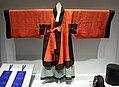 Dinastia joseon, casacca internadell'abbigliamento cerimoniale reale, 1890-1910 ca.jpg