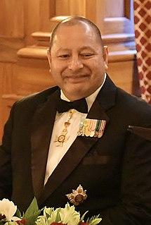 Tupou VI King of Tonga