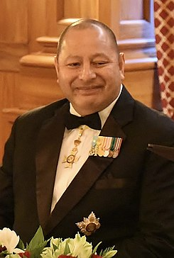 Dinner for His Majesty King Tupou VI of the Kingdom of Tonga and Her Majesty Queen Nanasipau'u 04.jpg