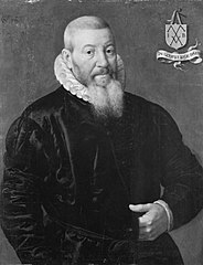 Portret van een man, mogelijk Jan Beth Jacobsz. (ca. 1520-1600)