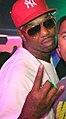 Director Chaz Singleton and rapper BG (cropped).jpg