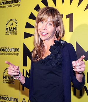 Louise Archambault - Archambault at the Miami International Film Festival