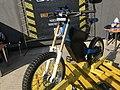 Dirtbike on display at robot festival; Dnipro, Ukraine; 19.10.19.jpg