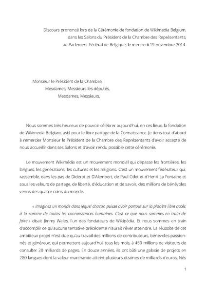 File:Discours Inauguration Wikimedia Belgium 19-11-2014.pdf