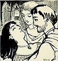 Disegno per copertina di libretto, disegno di Peter Hoffer per La falceIl giuramento (1954) - Archivio Storico Ricordi ICON012445.jpg