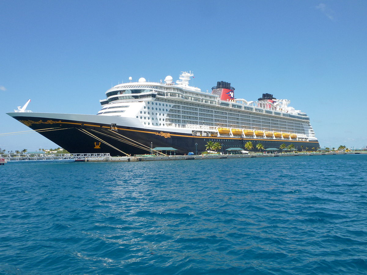 Disney Dream Wikidata