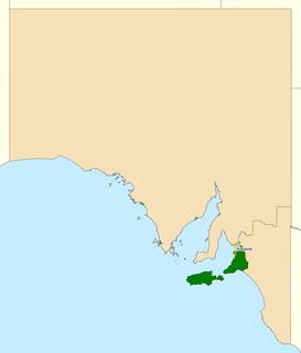 Division of Mayo Australian federal electoral division