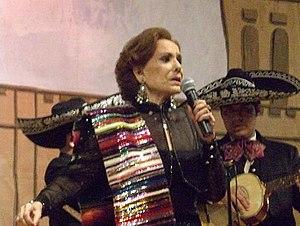 Rosita Quintana - Image: Doña Rosita Quintana Show en New York 2007