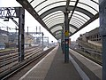 Docklands Light Railway Tower Gateway Station Platform - geograph.org.uk - 197373.jpg
