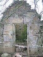 Dockra powder house door, Barrmill