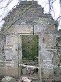 Dockra powder house door, Barrmill.JPG