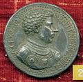 Domenico de' vetri, medaglia di alessandro de' medici e la pace (argento).JPG
