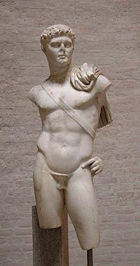 Tito Flavio Domiciano, ultimo emperador de la dinastia romana Flavia