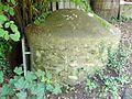 Domont (95), fontaine du Beursillon, chemin du Beursillon.JPG