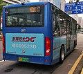 Dongguan Bus Route 876 KMT6861GBEV2 Back.jpg