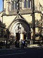 Doorway to St Wilfrid's Cathedral - geograph.org.uk - 1515744.jpg