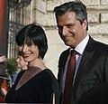 Dorian and Heike Steidl, ROMY 2009.jpg