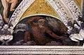 Dosso e battista dossi, andito del palazzo magno di bernardo cles, lunette con divinità 05 vulcano.jpg
