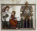 Douce Apocalypse - Bodleian Ms180 - p.008 Letter to Sardis.jpg