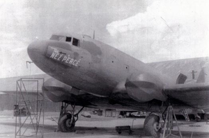 "Douglas XCG-17 - ""Nez Perce"" after conversion to glider configuration"