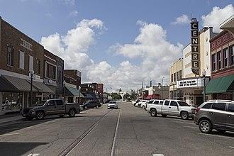 El Reno, Oklahoma - Downtown El Reno
