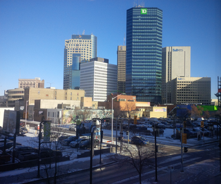 Winnipeg Metro Region Metropolitan area in Manitoba, Canada