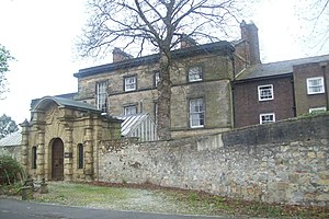 Doxford House - Front of Doxford House, 2008