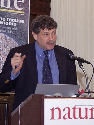 Eric Lander - Eric Lander speaks at the Mouse Genome Sequencing Press Conference on December 4, 2002