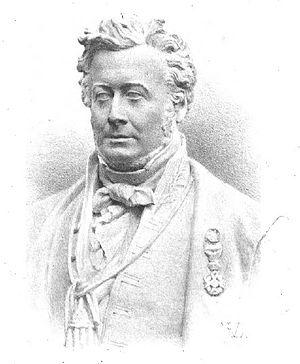 Joseph Guislain - Image: Dr Joseph Guislain buste