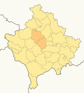 Drenica Historical region of Kosovo