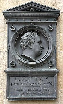Gedenktafel in Dresden (Quelle: Wikimedia)