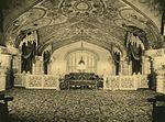 Dress circle foyer of Regent Theatre, Melbourne, 1929 (4773153377).jpg