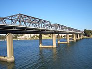 Drummoyne Iron Cove Bridge
