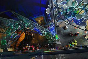 Odyssey Complex - Luckey Climber, 2014