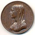 Duc et Duchesse de Berry medaille RV.jpg