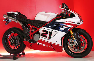 Ducati 1098 - Ducati 1098 R Bayliss Limited