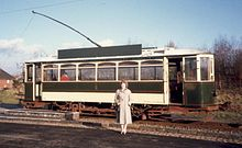 Dudley Tram No. 5 at Black Country Museum 1990.jpg